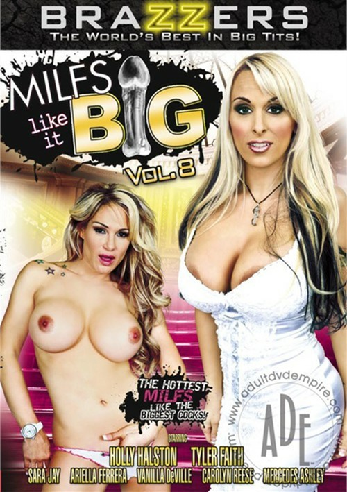 MILFs Like It Big Vol. 8
