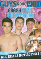 Guys Gone Wild: Freshmen Orientation Porn Movie