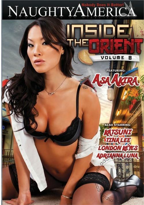 Inside The Orient Vol. 8 Tina Lee London Keyes Katsuni