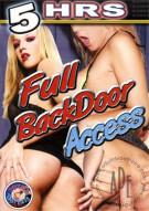 Full Backdoor Access Porn Movie