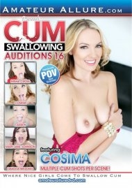 Cum Swallowing Auditions Vol. 16 Porn Video