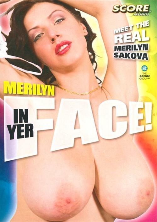 Merilyn sakova in yer face