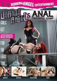 Joanna Angels Anal Training Camp Porn Movie