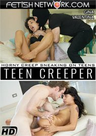 Teen Creeper: Gina Valentina HD porn video from Fetish Network.