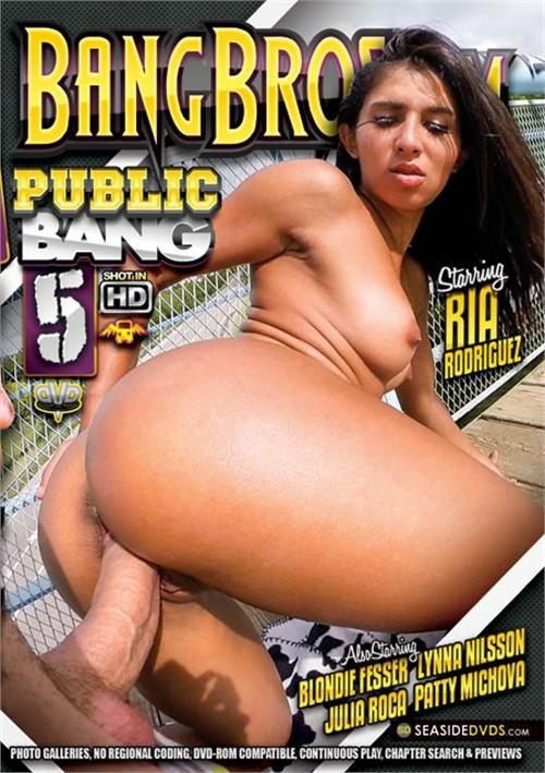 Public Bang Vol. 5 Blondie Fesser Lynna Nilsson Gonzo