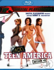 Teen America: Mission #8 Blu-ray