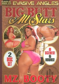 Big Butt All Stars: Mz. Booty Porn Movie