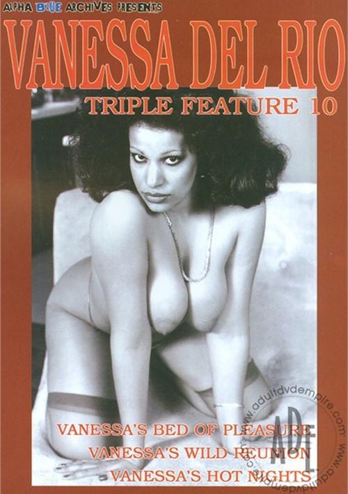 Vanessa Del Rio Triple Feature 10