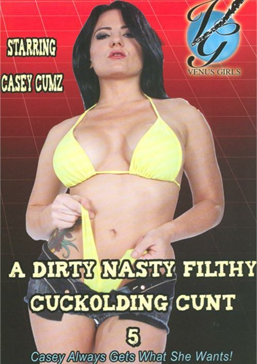 Dirty Nasty Filthy Cuckolding Cunt 5, A- On Sale! Brunettes 2015 Domination