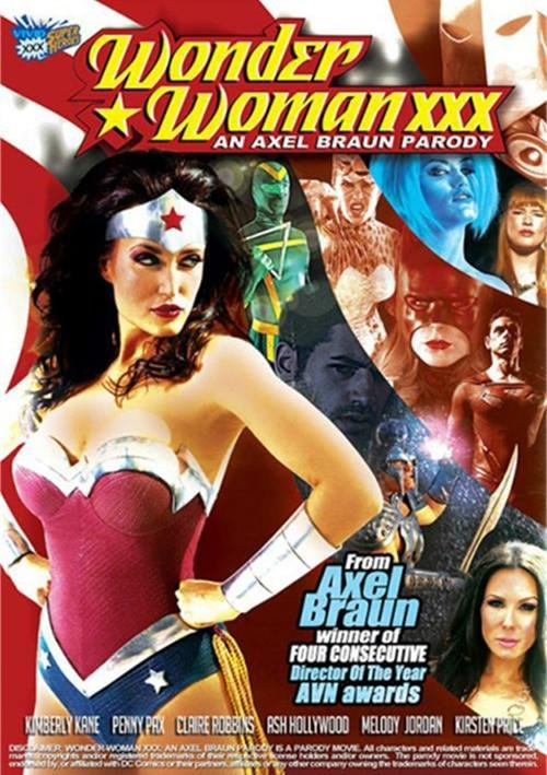 Wonder Woman XXX: An Axel Braun Parody Big Budget Evan Stone Feature
