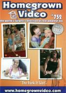 Homegrown Video 752 Porn Movie