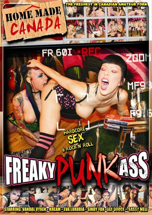 Freaky Punk Ass image