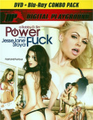 Power Fuck (DVD + Blu-ray Combo) Blu-ray