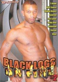 Black Logs On Fire #2 Porn Video
