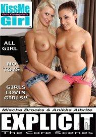 KissMe Girl Explicit: Mischa Brooks & Anikka Albrite Porn Video