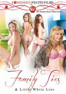 Family Ties & Little White Lies Porn Movie