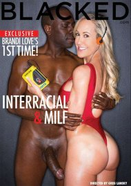 Interracial & Milf  DVD porn movie from Blacked.