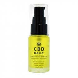 Earthly Body CBD Daily Soothing Serum Oil Treatment - 20ml Sex Toy
