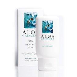 Aloe Cadabra Organic Lubricant - Natural - 2.5 oz  Sex Toy