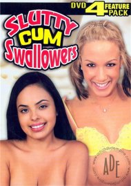 Slutty Cum Swallowers 4-Pack Porn Movie