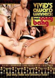 Vivid's Award Winners: Best Gangbang Porn Video