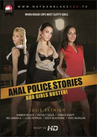 Anal Police Stories porn video from Sunset Media.