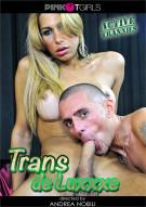Trans de Luxxxe Porn Video