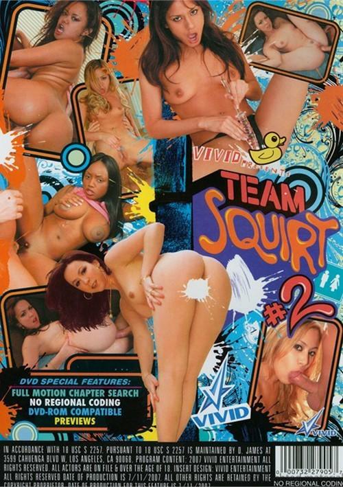 Team Squirt Porn 111