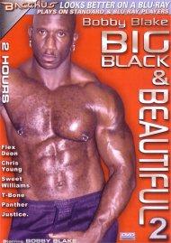 Bobby Blake: Big Black & Beautiful 2 Porn Video