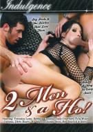 2 Men & A Ho! Porn Movie