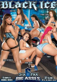 Six Pax: Big Ass  Porn Movie