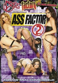 Ass Factor #2 Porn Movie