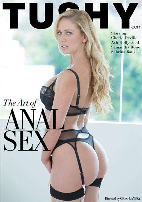Art Of Anal Sex, The
