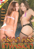 Asian Ass Invasion Porn Video