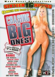 Chasing The Big Ones Compilation 4 Pack Porn Movie