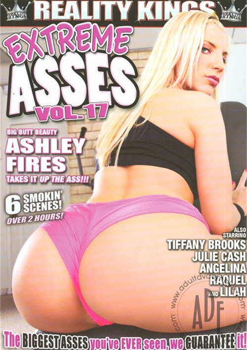 Extreme Asses Vol. 17