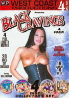 Black Cravings 4 Pack Porn Movie