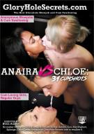 Anaira VS Chloe: 31 Cumshots Porn Movie