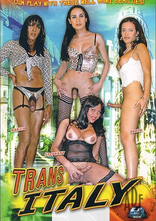 Транс италия порно смотреть