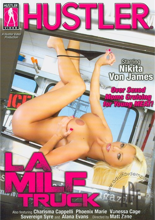LA Milf Truck DVD Porn Movie Image