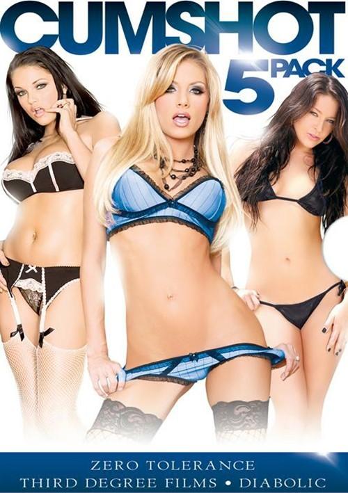 Cumshot 5-Pack Boxed Sets All Sex 2015
