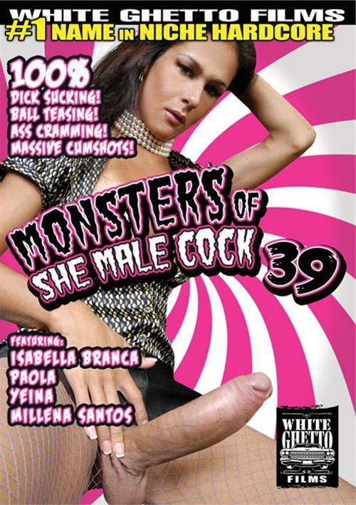 Monsters Of She-Male Cock 39- On Sale! Paola (V) Transsexual White Ghetto