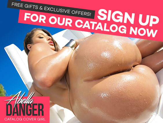 Catalog Cover Girl - Abella Danger