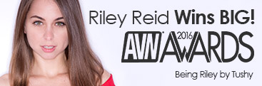 Riley Reid wins multiple AVN awards.