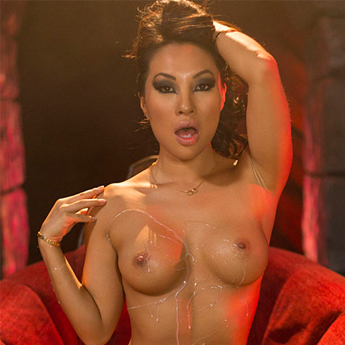 Asa Akira stars in Asa Goes to Hell.