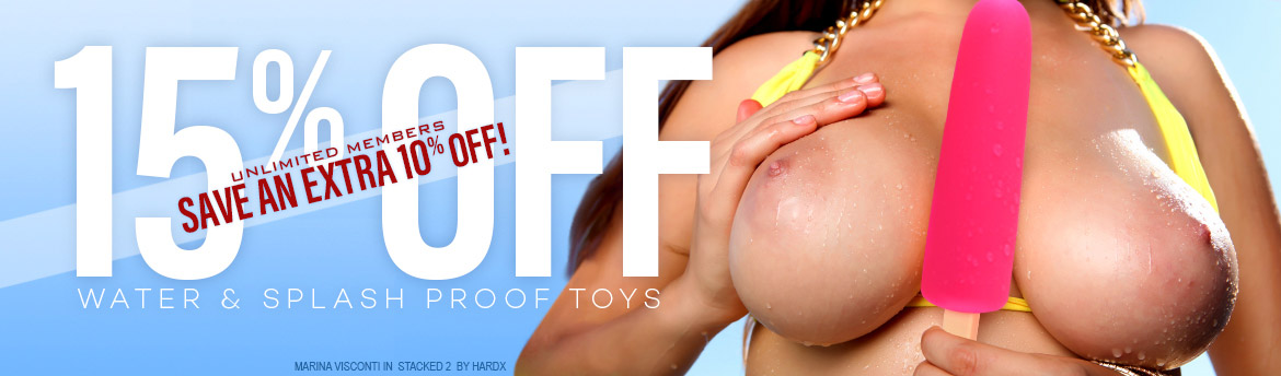 Save an extra 10% on sex toy sales.