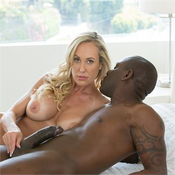 Pornstar Brandi Love stars in Interracial & MILF.
