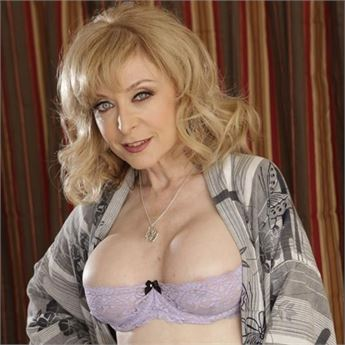 Pornstar Nina Hartley talks about touch.