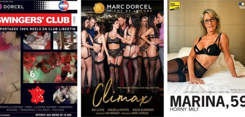 Britney Amber and more star in a Marc Dorcel porn video.
