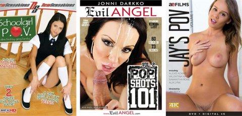 Kendra Lust stars in a POV porn video.